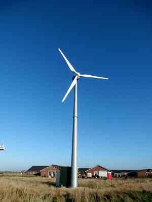 horizontal wind turbine 10kW, wind generator 15kW, wind energy converter 20kW, wind mill 30kW